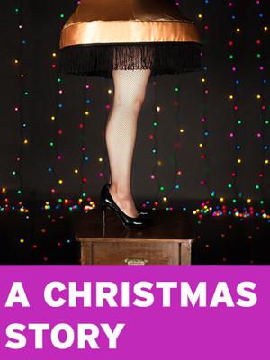 A Christmas Story, Andrew Johnson Theater, Nashville