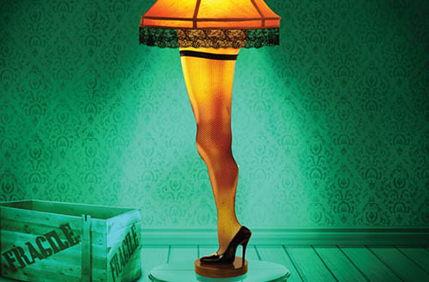 A Christmas Story, Allen Theater, Cleveland