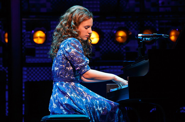 Beautiful The Carole King Musical, Stephen Sondheim Theatre, New York