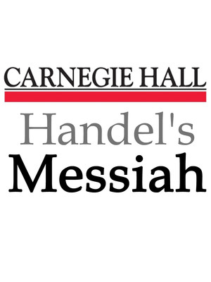 Handel's Messiah at Isaac Stern Auditorium