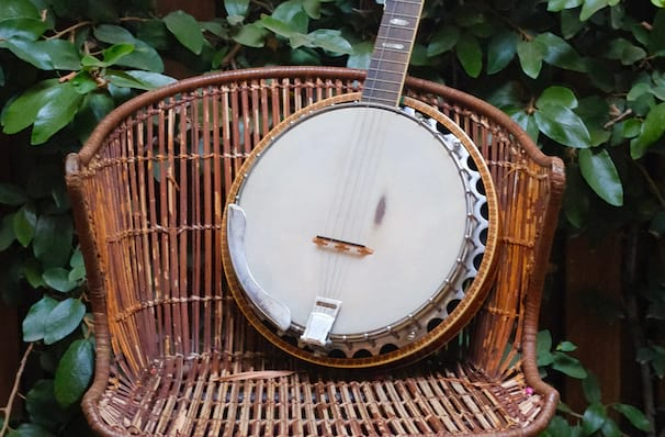 Bela Fleck, First Interstate Center for the Arts, Spokane
