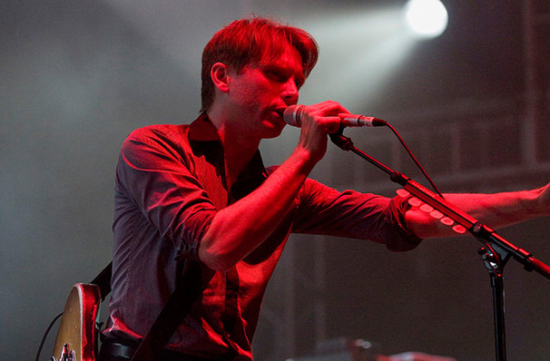 Franz Ferdinand, College Street Music Hall, New Haven