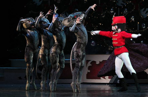 Texas Ballet Theatre The Nutcracker, Winspear Opera House, Dallas