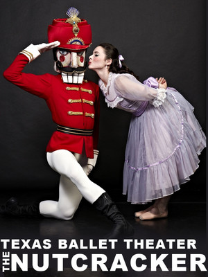 Texas Ballet Theatre - The Nutcracker Poster