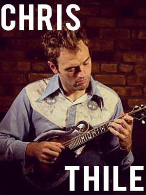 Chris Thile at Durham Performing Arts Center