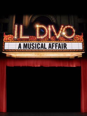 Il Divo: A Musical Affair Poster