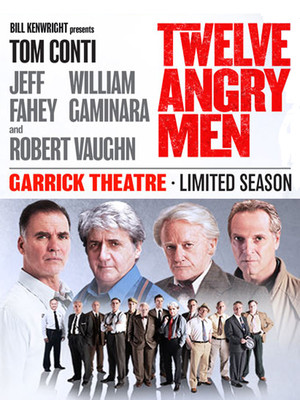 Twelve Angry Men Poster