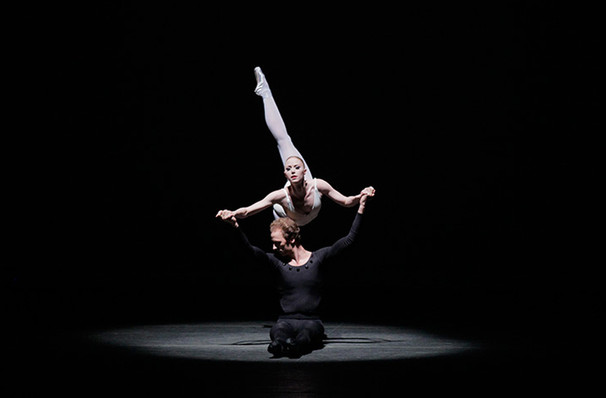 New York City Ballet Balanchine Black White, David H Koch Theater, New York