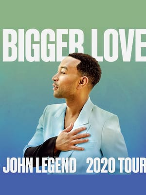 John Legend, Greek Theater, San Francisco