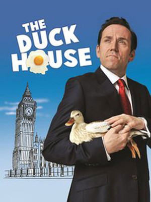 The Duck House Poster