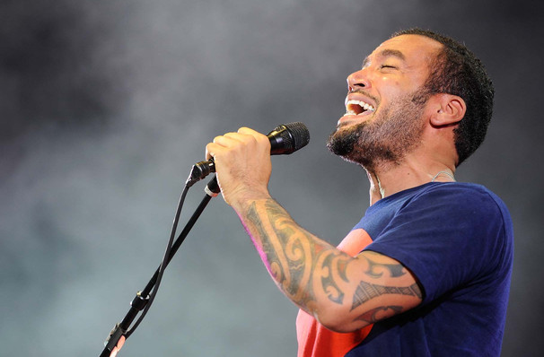 Ben Harper, Deer Valley Outdoor Amphitheatre, Salt Lake City