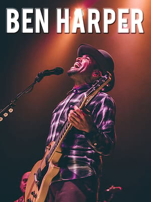 Ben Harper at Arlington Theatre