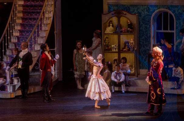 Nevada Ballet Theater The Nutcracker, Smith Center, Las Vegas