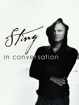 Sting in Conversation Poster
