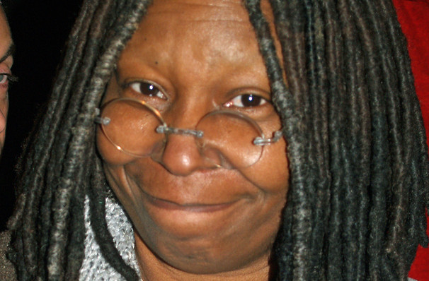 Whoopi Goldberg, Hard Rock Event Center, Fort Lauderdale