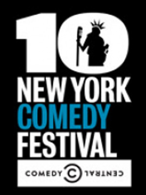 New York Comedy Festival: Larry David & David Steinberg Poster