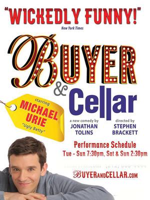 Buyer & Cellar Poster