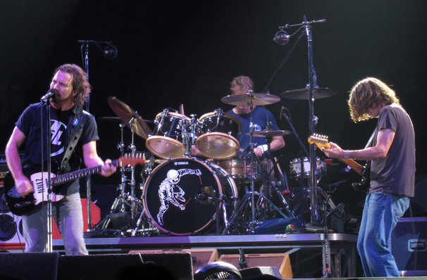 Dates announced for Pearl Jam