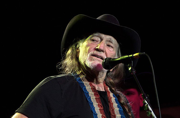 Willie Nelson, Northern Quest Casino Indoor Stage, Spokane