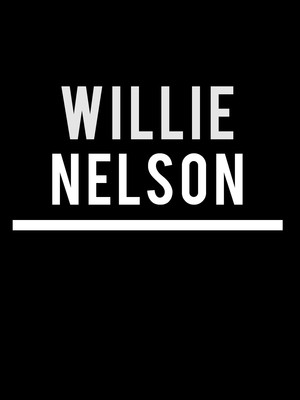 Willie Nelson at Mccallum Theatre