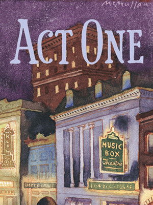 Act One at Vivian Beaumont Theater