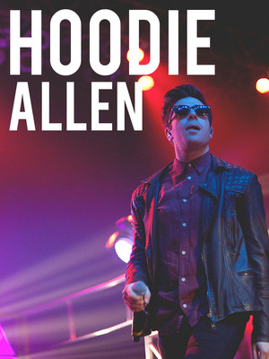 Hoodie Allen, Vinyl at Hard Rock Hotel, Las Vegas
