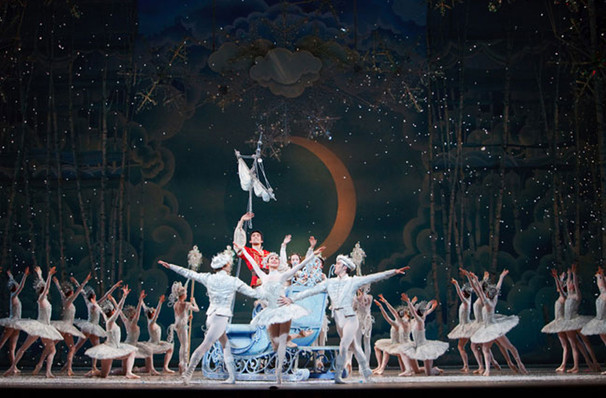 National Ballet Of Canada - The Nutcracker - Four Seasons ...