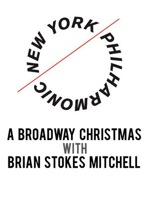 A Broadway Christmas - Brian Stokes Mitchell Poster
