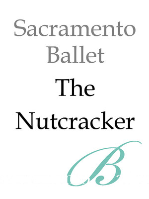 Sacramento Ballet: The Nutcracker Poster