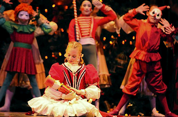 Don't miss Nutcracker Fantasy