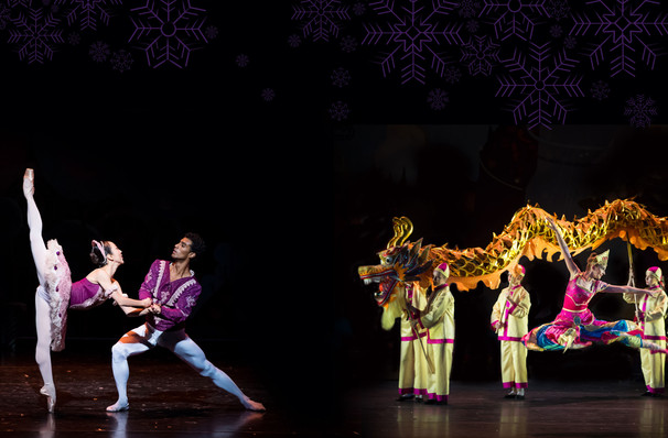 The Nutcracker, Thelma Gaylord Performing Arts Theatre, Oklahoma City