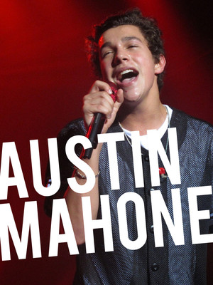 Austin Mahone, Paradise Rock Club, Boston