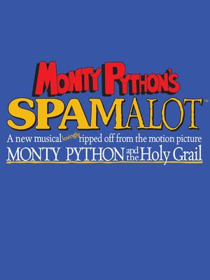 Monty Python's Spamalot Poster