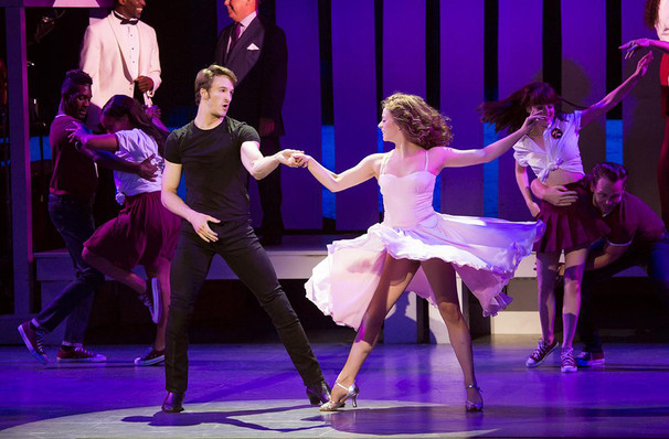 Dirty Dancing's whistlestop visit to Little Rock