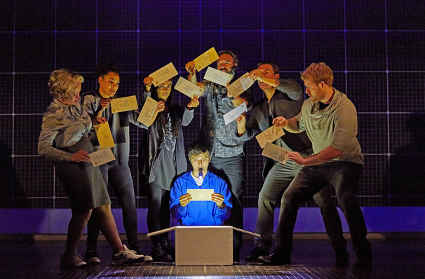 The Curious Incident of the Dog in the Night Time, Piccadilly Theatre, London