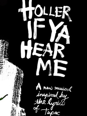 Holler If Ya Hear Me Poster
