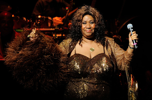 Aretha Franklin, Devos Performance Hall, Grand Rapids