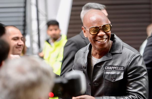 dave chappelle the fillmore detroit mi tickets