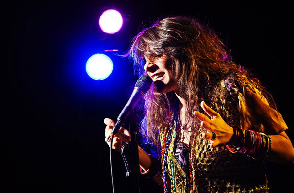 Don't miss A Night with Janis Joplin one night only!