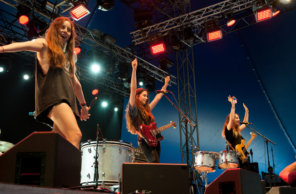 Haim, Red Butte Garden, Salt Lake City