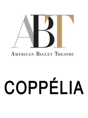 American Ballet Theatre: Coppelia Poster