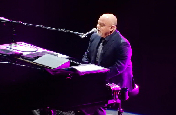 Billy Joel, Globe Life Park in Arlington, Dallas