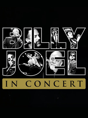 Billy Joel at Dodger Stadium