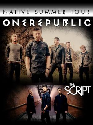 OneRepublic & The Script at Nikon