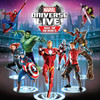 Marvel Universe Live, NRG Stadium, Houston