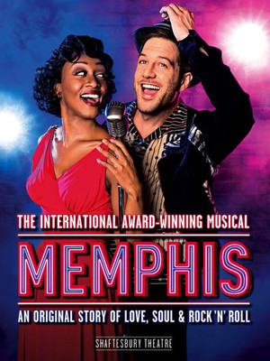 Memphis, The Musical Poster
