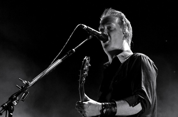 Queens of the Stone Age, Scotiabank Saddledome, Calgary