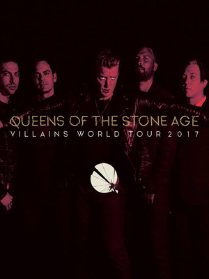 Queens of the Stone Age at Sacramento Memorial Auditorium