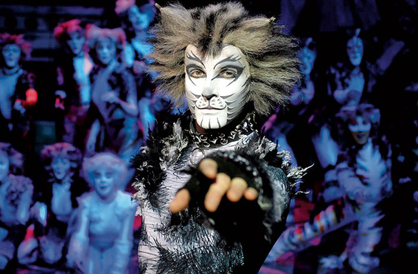 Cats, California Theatre Of The Performing Arts, San Bernardino