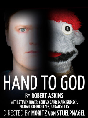 Hand To God at Lucille Lortel Theater